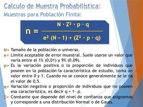 cadenas de markov finitas e infinitas muestra en la investigaci 243 n cuantitativa