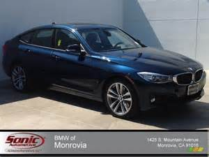 2014 midnight blue metallic bmw 3 series 335i xdrive gran