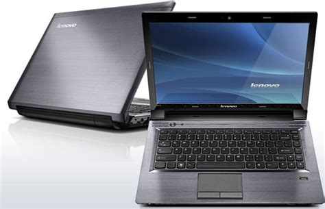 Second Laptop Lenovo V470c gambar laptop lenovo kbb komputer