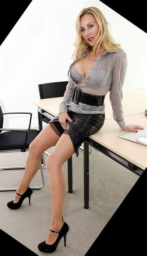 tight leather skirts stockings high heels my queens of nylons and high heels milf pinterest it