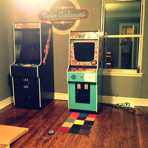 turns bedroom into 1980s arcade loses fiance