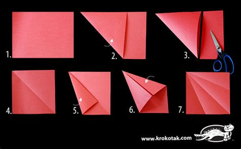 How To Make 3d Fish Out Of Paper - krokotak moving fish