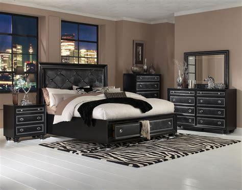 black bedroom furniture   elegant sense amaza design