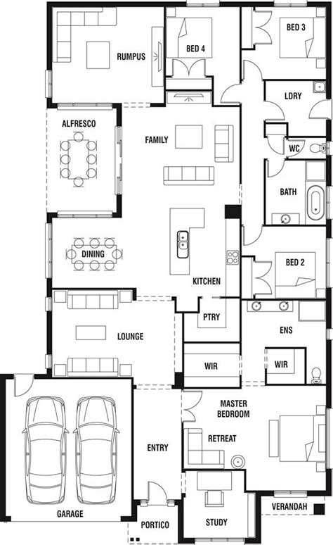 Porter Davis Homes Floor Plans | 27 best images about porter davis design ideas on