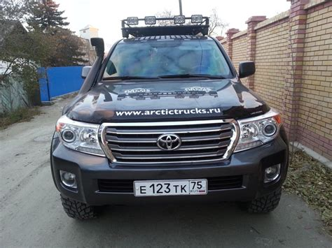 Toyota Land Cruiser 205 Toyota Land Cruiser 205 Arctic Trucks