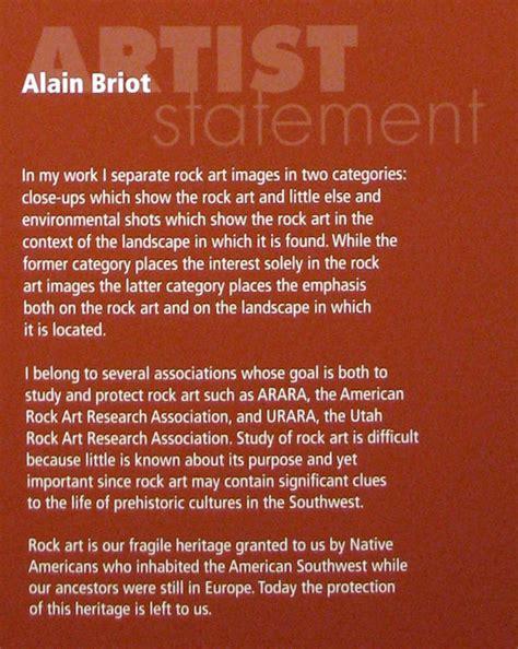 Landscape Photography Artist Statement Alain Briot Photography