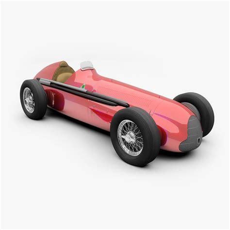 Alfa Romeo 158 by Alfa Romeo 158 159 3d Obj