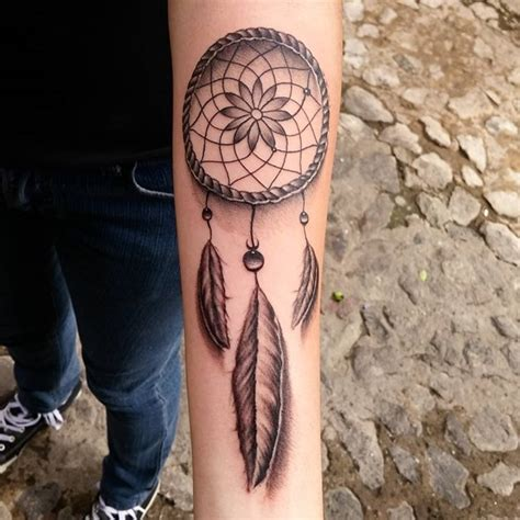 38 small dreamcatcher tattoo placement ideas