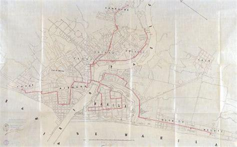 layout map español railways waterways stone ways