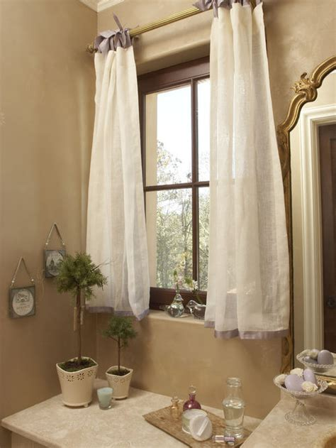 curtain ideas for bathrooms best bathroom window curtain design ideas remodel