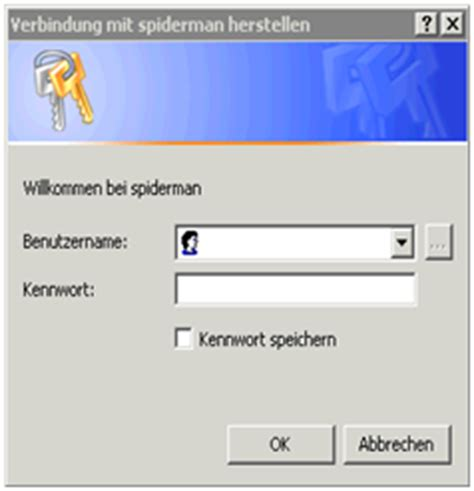NAV 2009 R2 – Login-Dialog für den Role Tailored Client ... Unknownspnhint
