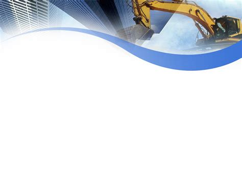 free construction powerpoint templates construction free ppt backgrounds