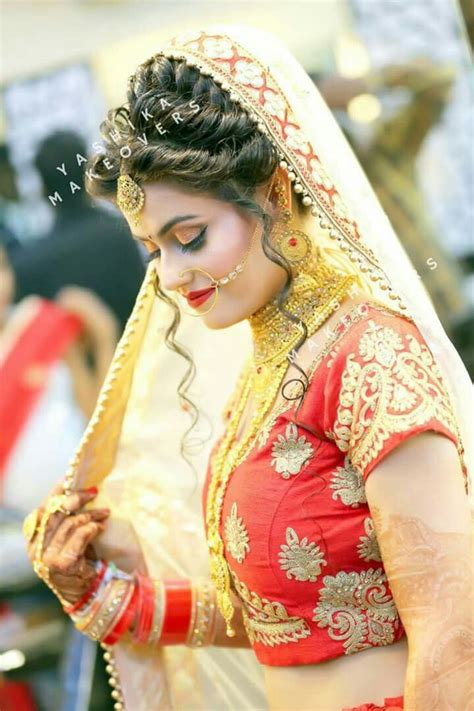 dulhan hairstyles images best 25 dulhan hair style ideas on pinterest indian