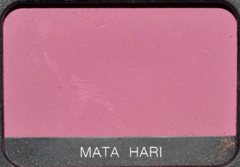 Mata Lancome nars cosmetics blushes product photos