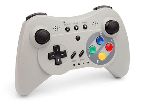 pro controller u for wii wii u thinkgeek - Wii U Pro Controller Android