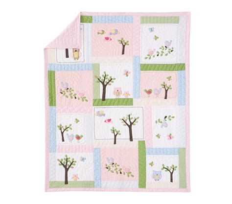 Hayley Quilt Pottery Barn Kids Hayley Nursery Bedding Set