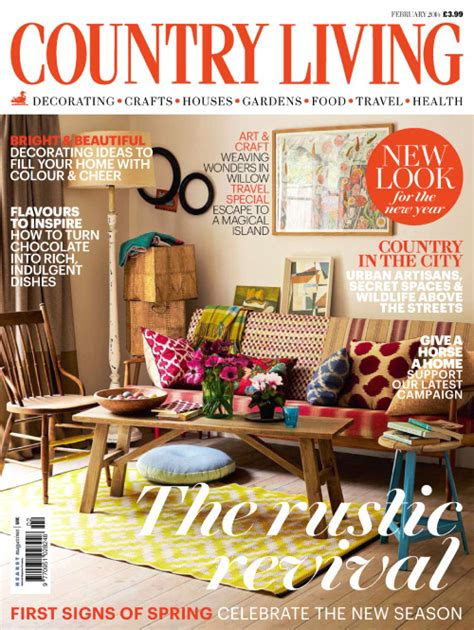 country living subscription country living magazine subscription only 5 99
