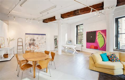 new york city real estate photographer adventures lofty property of the week an artist s live work loft in