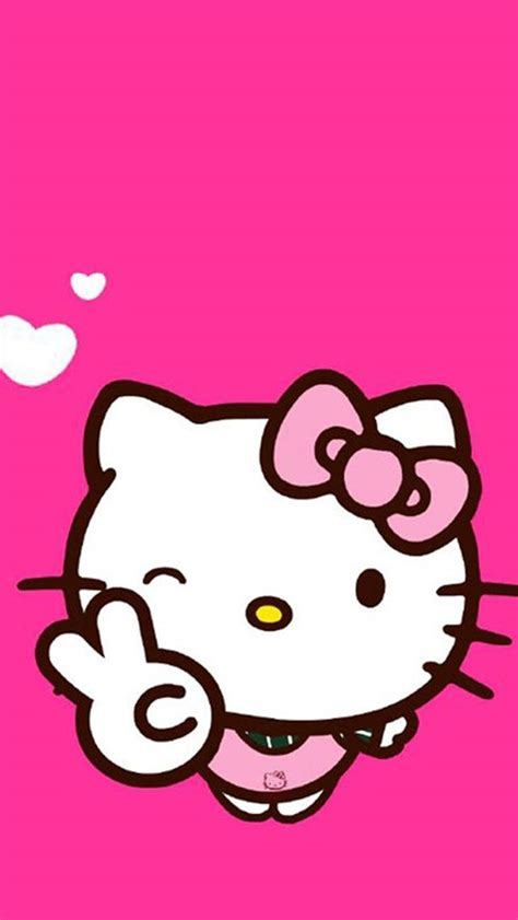 imagenes de hello kitty wallpaper cute hello kitty iphone 5 hd backgrounds