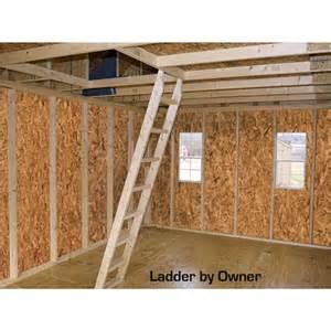arlington 12x16 ft best barns wood shed barn kit