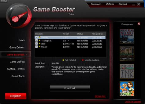 free download full version game booster for windows 7 razer game booster download