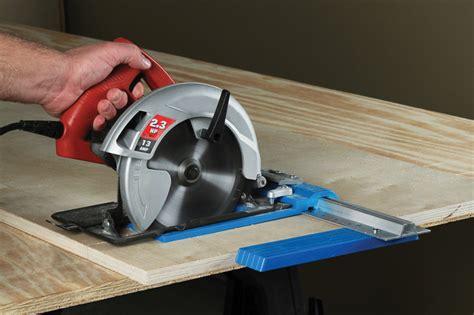kreg kma2675 rip cut circular saw guide kreg square cut