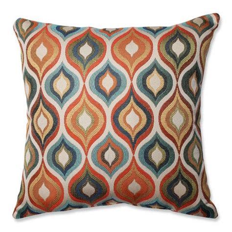 Multi Colored Pillows by Outdoor