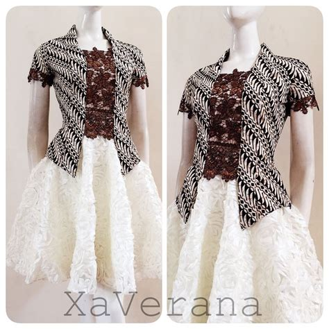 Dress Batik Anak Obral 1 kebaya kutubaru see our collection at instagram xaverana batik and kebaya indonesia