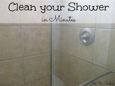 clean glass shower doors effectively diy cleaner