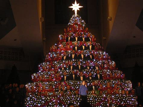 singing christmas tree flickr photo sharing