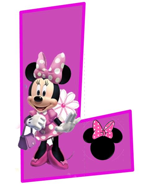 minnie mouse printable alphabet letters free printable minnie mouse letters just b cause