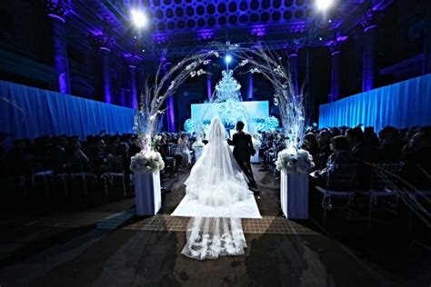 Wedding Arch Nyc by Winter Weddings Nyc Images