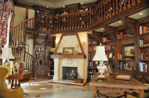 The gorgeous comfortable library library