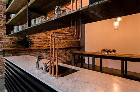 Industrial Kitchen Design by Cuisine Au Style Industriel Les 8 D 233 Tails Qui Changent Tout