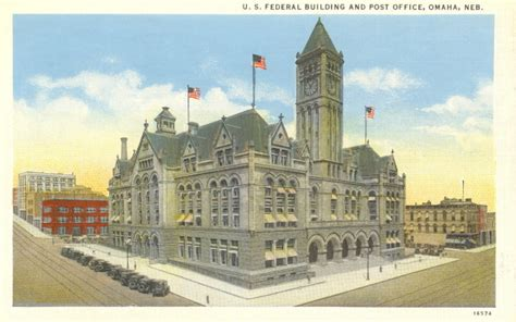 Omaha Post Office Hours downtown omaha