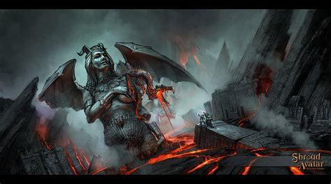 wallpaper abyss video game 1 shroud of the avatar forsaken virtues hd wallpapers
