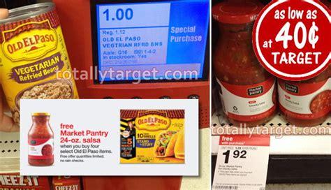 Market Pantry Salsa by Target Free Market Pantry Salsa Wyb 4 Select El Paso
