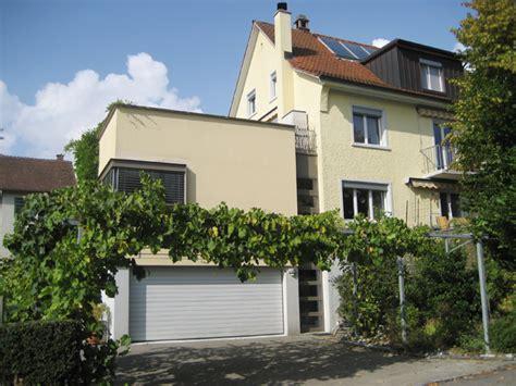 anbau an ein bestehendes wohnhaus createc architektur und bautechnik ch 8200 schaffhausen