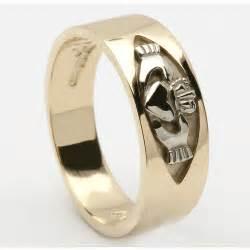 mens claddagh ring claddagh ring rings
