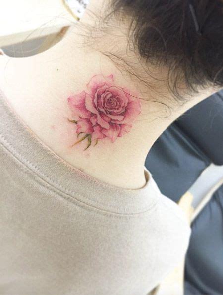 neck tattoo washing hair 25 best ideas about neck tattoos women on pinterest