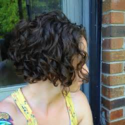 how to stlye a stacked bob with wavy hair 2014 curly short hairstyles