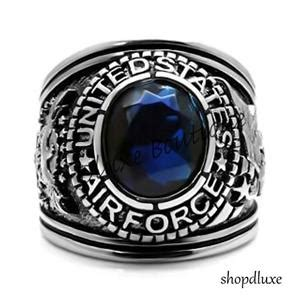 4 71ct Black Sapphire 12 Top Quality s stainless steel simulated sapphire us air