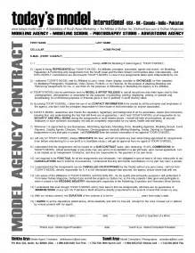 modeling contract template international business international business contracts