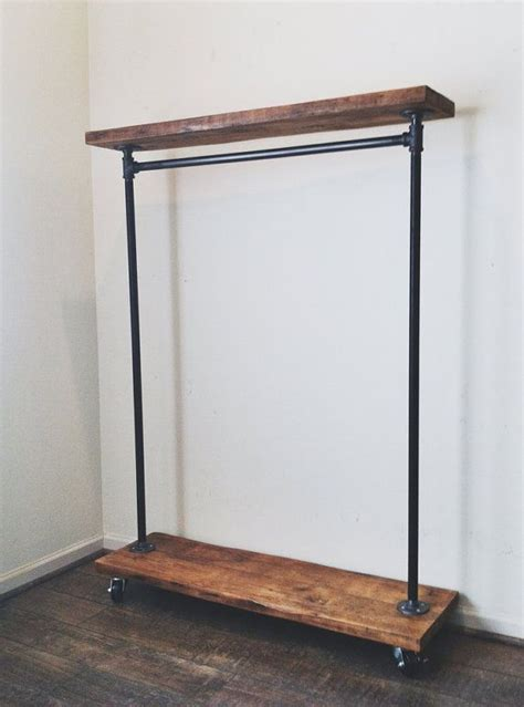 Garment Rack With Top Shelf by Garment Rack With Top Shelf