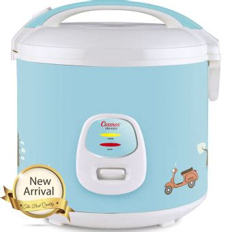 Magic Rice Cooker Cosmos 6302 by Cosmos Rice Cooker Magic Harmond Technology Crj