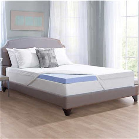 live comfortably cuddlebed mattress topper bedding offers costco