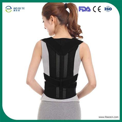 Posture Support For Penyangga Punggung posture corrector back support orthosis corset back brace orthopedic shoulder back