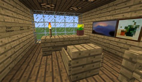 Minecraft Office Desk by Critique On Town Screenshots Show Your