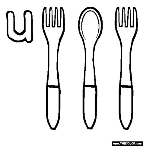 coloring pages for kitchen utensils free cooking utensil coloring pages