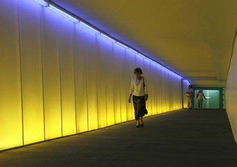 corridors circulation lighting architectural